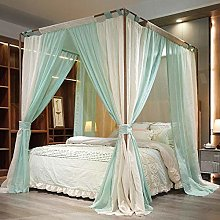 JZUO Canopy Net Tent Linen double shading cloth
