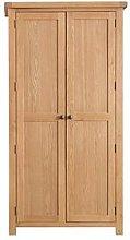 K-Interiors Alana Part Assembled 2 Door Wardrobe
