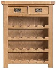 K-Interiors Alana Ready Assembled Wine Cabinet