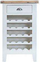 K-Interiors Harrow Ready Assembled Wine Cabinet -