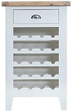 K-Interiors Harrow Ready Assembled Wine Cabinet -