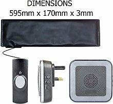 K M Electronics® Wireless Pressure MAT PAD Alarm