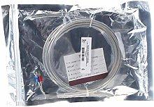 K Types Thermocouple Sensor Waterproof 2 Wire PTFE