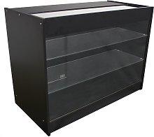 K1200 Retail Product Display Cabinet - Black