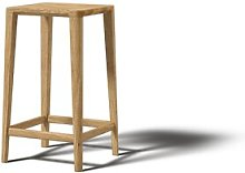 Ka 65cm Bar Stool JAVORINA Colour: Natural
