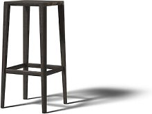 Ka 80cm Bar Stool JAVORINA Colour: Coffee