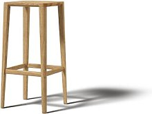 Ka 80cm Bar Stool JAVORINA Colour: Natural