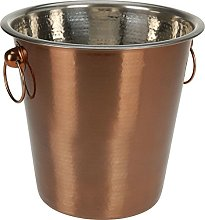 Kabalo Copper Champagne Ice Bucket Stainless Steel