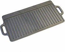 Kabalo Large Non Stick Cast Iron Griddle Pan