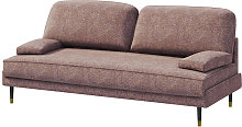 Kachave - Modern Sofa Bed with Dark Pink Easy