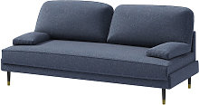 Kachave - Modern Sofa Bed with Navy Blue Water