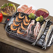 Kacsoo Electric Grill Portable BBQ Grill Indoor
