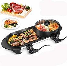 Kacsoo Portable Electric Grill,Korean Style BBQ