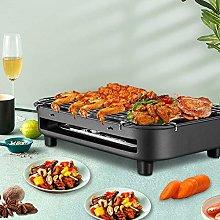 Kacsoo Smokeless Electric Grill Portable BBQ Grill