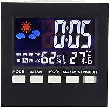Kadimendium ABS Multi-purpose Digital Clock