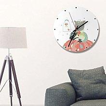 Kadimendium Quiet Wall Clock for Home Office(Type