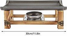 Kadimendium Wear and Durable Aluminum and Wood