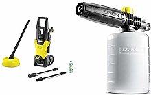 Kärcher 16018850 K 3 Home Pressure Washer, 1600