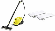 Kärcher SC2 EasyFix Steam Cleaner with Microfibre
