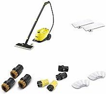 Kärcher SC3 EasyFix Steam Cleaner, Yellow +