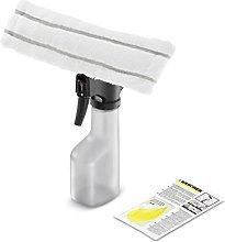 Kärcher Spray Bottle and Microfiber Cloth Kit for