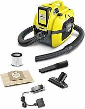 Kärcher WD1 Battery, Cordless Wet & Dry Vacuum
