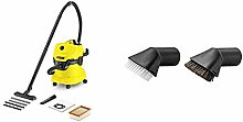 Kärcher WD4 Wet & Dry Vacuum + Kärcher