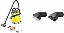 Kärcher WD5 Wet & Dry Vacuum + Kärcher