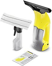 Kärcher WV1 Plus Window Vacuum Cleaner, 3.7 V,
