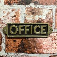 Kahle Office Door Sign Sol 72 Outdoor