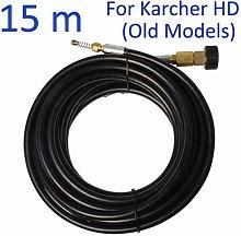 KAIBINY Tube High Pressure Washer Sewer Drain