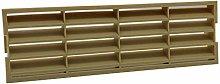 Kair Airbrick Grille - 210mm x 65mm - Beige -