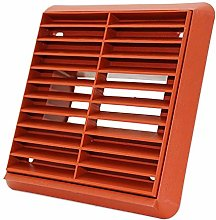 Kair Louvred Wall Grille - 110mm x 54mm