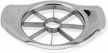 KAIXIN Durable Apple Slicer, Stainless Steel,