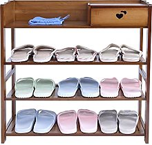 KAKAKE Shoe Storage Premium Material Durable Hard