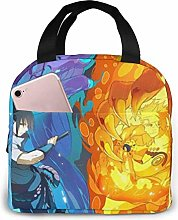 Kakashi Cool Lunch Bag Cooler Tote Box with Front