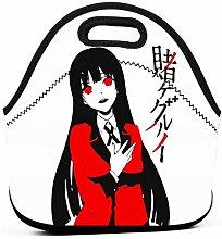 Kakegurui Work Picnic School Insulated Lunch Bag