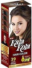 Kala Kola Hair Colour-Light Brown-39 with Olive