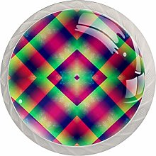 Kaleidoscope Colorful Colorful Crystal Glass