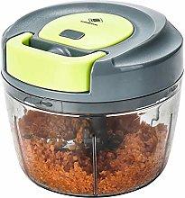 Kalokelvin Food Chopper: 3-Cup Powerful Manual