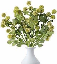 Kalolary 4PCS Artificial Eucalyptus Plant,