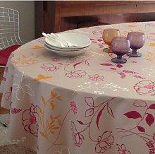 Kamelie 100% Cotton Tablecloth Fleur De Soleil