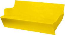 Kami Yon Sofa by Slide Yellow