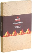 Kamino-Flam 333303 High Temp Fire Brick, Brown,