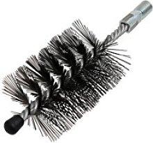 Kamino Flam Clockwise Rotating Pipe Brush, Steel