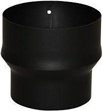 Kamino-Flam Stove Pipe Increaser, Senotherm Coated