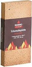 KaminoFlam chamotte top - heat resistant up to