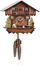 Kammerer Uhren Hekas Cuckoo Clock Black Forest