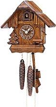 Kammerer Uhren Hekas Cuckoo Clock Little black