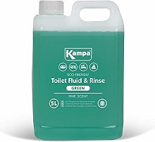 Kampa Cleaning Fluids and Toilet Cleaner Range